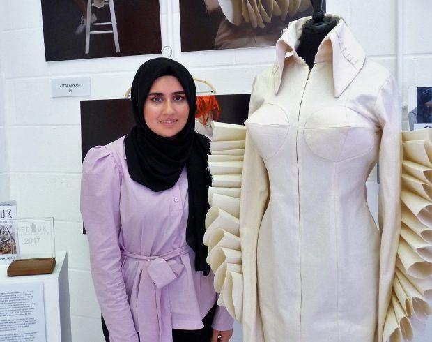 Young Fashion Designer Of The Year Winner Northampton High School