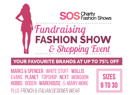 73f7dfa91702 Fundraising fashion show and branded clothing sale in one fabulous evening.
