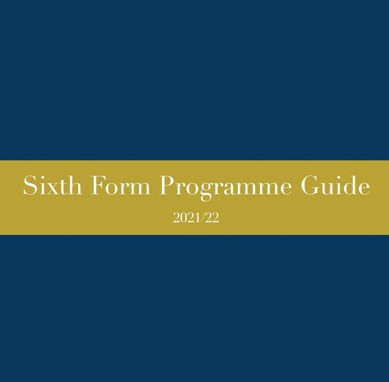 Sixth Form Programme Guide