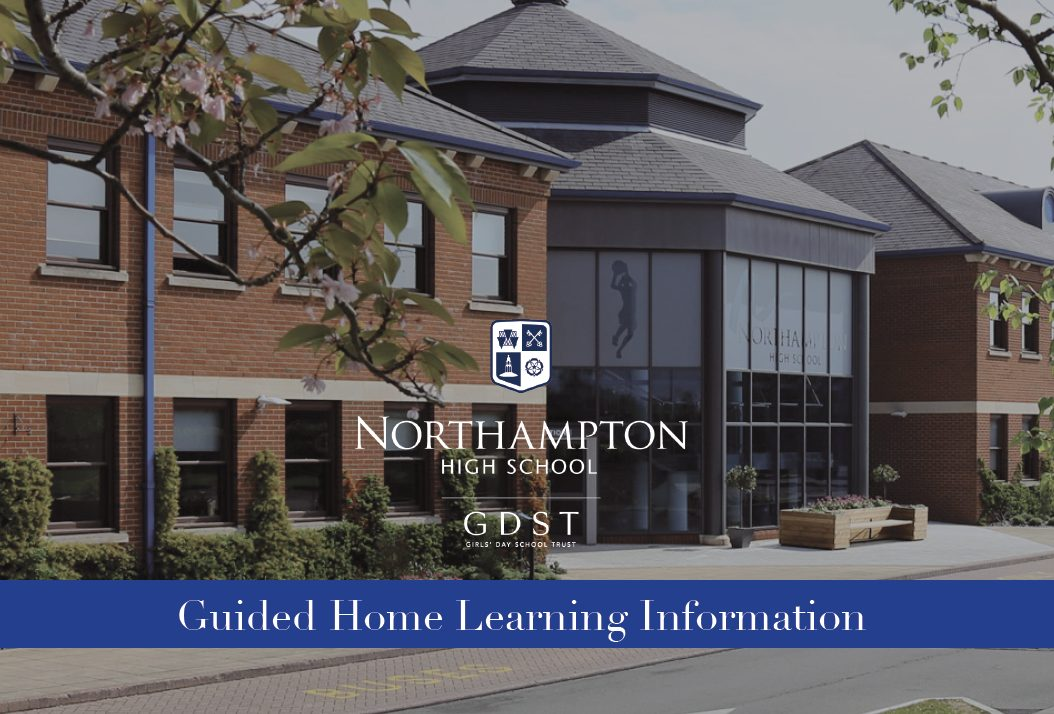 Guided Home Learning Information
