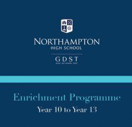 Enrichment Programme (Years 10 - 13)